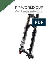 RockShox Charger Damper Service & Tuning Anleitung