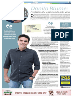 O Imparcial - Entrevista com Danilo Blume
