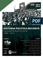Programa Seminario de Historia Politica