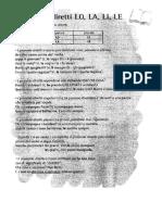 Esercizi Pronomi Diretti e Indiretti - Libro Pronomi Italiani