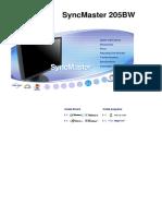 Manual Monitor