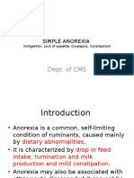 2. Anorexia