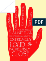 Extremely Loud and Incredibly Close Unit Plan Final