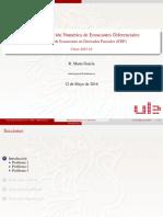 Tema 3 EDP Presentación