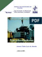 Apostila Manutenção e Operação de Transformadores (jul 00).pdf