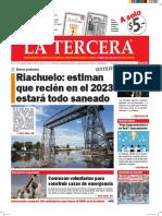 Diario La Tercera 21.06.2016