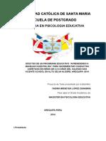 Tesis Maestria Psicologia Educativa