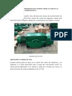 Mantenimiento Preventivo Del Puente Grua 16 Ton de La Central Termica Esmeraldas II