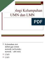 286391124-4-PPT-TBR-Patofis-UMN-LMN-bagian-Saraf