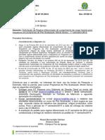 Comunicado Interno Nº 01.2014 Solicitação de Regime Diferenciado 1º Semestre