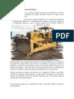 Descripcion de Tractor Oruga
