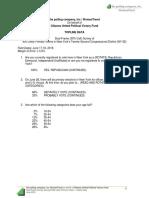 CUPVF - Dual-Frame Survey Among GOP Primary LVs in NY22 - ToPLINE DATA PDF