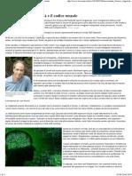 La Teoria Della Singolarità e Il Codice Neurale - Le Scienze