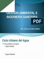 Gestion Ambiental e Ingenieria Sanitaria CL8