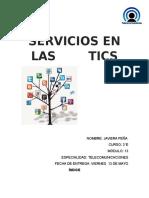 Servicios en Las Tics Jp