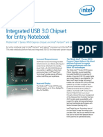 Hm70 Mobile Chipset Brief
