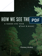 Thomas Hockey How We See the Sky a Nakedeye Tour of Day Night