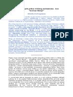 """Glava II. Opšti prikaz tržišnog mehanizma - kao """"korisne fikcije"""""""