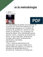 ¿Qué es la metodología FEL.docx