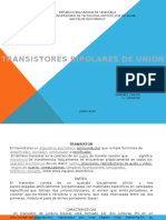 Transitores Bipolares de Union