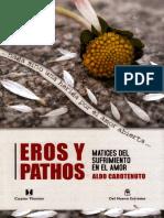 Carotenuto Aldo - Eros Y Phatos Matices Del Sufrimiento en El Amor