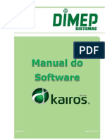 Manual Software Kairos R12