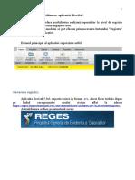 REVISAL_Utilizarea aplicatiei