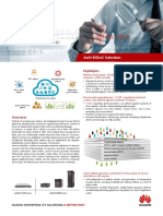 Huawei Anti-DDoS Solution Brochure
