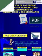 BPA Y BPM ANTISEPTICOS Y DESINFECTANTES (1).ppt