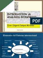Sesion 1.-Introduccion Al Analisis Economico