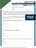 Simplificar Código en Actionscript y Javascript