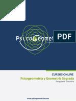 Cursos Online de Geometria Sagrada y Arquitectura Biologica