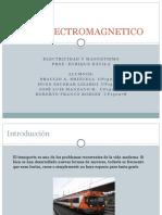 Tren Electromagnetico