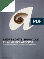 SPONVILLE - EL ALMA DEL ATEISMO.pdf