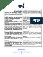 Norma UNI CIG 7129-1-2-3-4 (2008_10) - Impianti a Gas Per Uso Domestico e Similari Alimentati Da Rete Di Distribuzione - Progettazione e Installazione