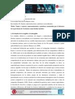 Tatavitto Viajar y Conocer. El Discurso de La Provincia de Corrientes Como Destino