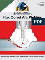 (EW-492) -Flux Cored Arc Welding-Hobart Institute of Welding Technology[Yasser Tawfik]