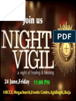 Good News Night Vigil
