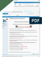 All About XL Internet Prabayar Herejk