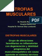 DISTROFIAS MUSCULARES