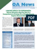 Regional Office for Africa Newsletter, November 2007  ~ United Nations Environment Programme