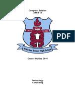 CS ATAR 12 Assessment Outline With Tasks 2016 v1 (1)