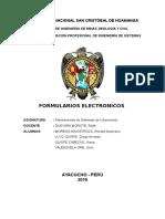 Trabajo Formularios Electronicos