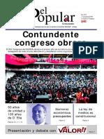 El Popular 352 Órgano de Prensa Oficial del Partido Comunista de Uruguay