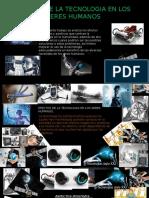 Efectos de La Tecnologia en Los Seres Humanos