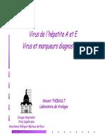 Virusdelhpatiteaetevirusetmarqueursdiagnostiques 110211081248 Phpapp02 (1)
