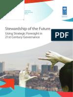 GCPSE Stewardship Foresight2015