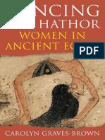 History Egyptian Women