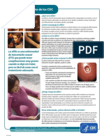 Syphilis Factsheet Spanish June 2014