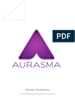 Aurasma Partner Guidelines